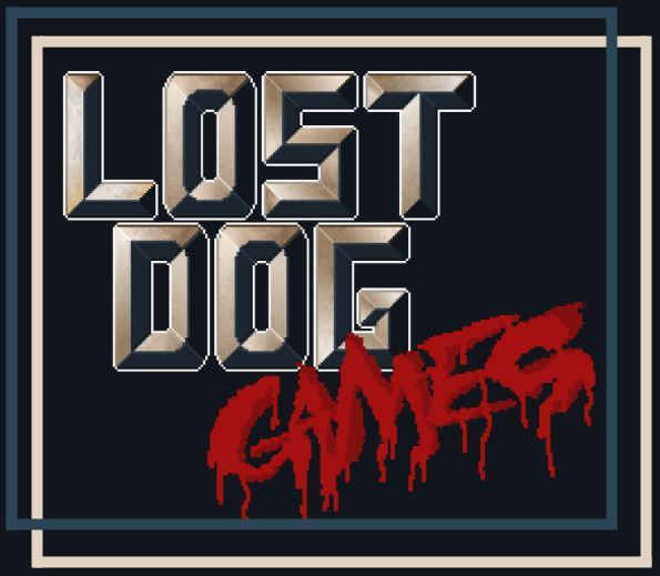 Lost Dog Games Logo